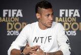 """R.Carlosas: """"Neymaras galėtų persikelti į """"Real"""" klubą"""""""