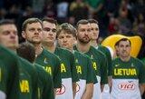 """M.Špokas: """"Europos krepšinio čempionatas turėtų būti nukeltas"""""""