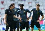 """Oficialu: Belgijos rinktinės puolėjas persikėlė į """"Chelsea"""", gynėjas – į PSG"""