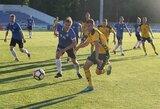 Baltijos taurės starte - dramatiškos U-21 rinktinės lygiosios