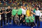 Lietuviai skynė medalius Europos Muaythai klubų taurės varžybose (papildyta)