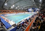 K.Skučas nepateko į Londono parolimpinių žaidynių 50 m plaukimo laisvu stiliumi finalą