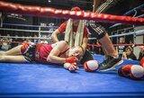 Vilniuje vykusiame K-1 pasaulio mėgėjų čempionate triumfavo lietuviai