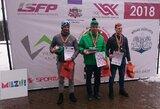 Lietuvos biatlono čempionate – V.Strolios, K.Dombrovskio ir latvės triumfas