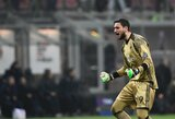 """Italijos spauda: """"Manchester United"""" užmezgė kontaktą su G.Donnarumma"""