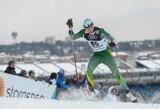 J.Drūsys triumfavo atvirajame Latvijos slidinėjimo čempionate