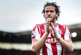 """Oficialu: """"Stoke"""", """"Liverpool"""" ir """"Huddersfield"""" klubai pratęsė kontraktus su savo talentais"""