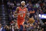 """B.Ingramo taškai išplėšė """"Pelicans"""" pergalę Fynikse"""
