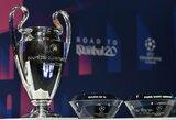 Kaip keisis Čempionų lygos turnyras 2024 metais?