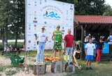 Keturi lietuviai dalyvavo plaukimo maratone Lenkijoje
