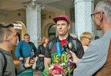 Vienas Lietuvos golbolo rinktinės lyderių M.Panovas baigia karjerą