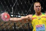 A.Gudžius pirmą kartą karjeroje įtrauktas į Europos rinktinę, kuri kovos dėl Kontinentinės taurės
