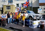 """Broliai Hollandsai """"300 Lakes Rally"""" važiuos dėl Lietuvos vaikų širdies"""