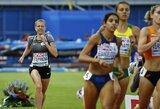 Su E.Balčiūnaite bėgusi Rusijos dopingo skandalą paviešinusi J.Stepanova patyrė traumą