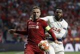 """J.Mourinho ir A.Wengeras neliko sužavėti Čempionų lygos finalu: """"Tai nebuvo geros rungtynės"""""""