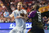"""""""HB Montpellier"""" pasaulio rankinio klubų taurės turnyre kovos dėl trečios vietos"""