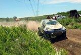 Dakaro ralis: V.Žala antrajame etape aplenkė A.Juknevičių ir avariją patyrusį B.Vanagą