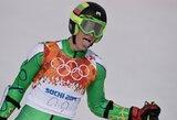 Pasaulio jaunimo kalnų slidinėjimo čempionate R.Zaveckas užėmė 84-ą vietą