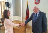 Biatlonininkei N.Paulauskaitei suteikta Lietuvos pilietybė