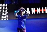 """""""NextGen ATP Finals"""" turnyre – naujovės, galinčios pakeisti tenisą, ir pirma istorijoje VAR peržiūra"""