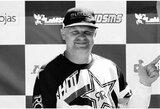 A.Gelažninkas skynė taures enduro lenktynėse, bet jas anksčiau laiko nutraukė sportininko žūtis