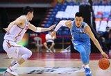 J.Linas palieka Kiniją dėl tikslo grįžti į NBA
