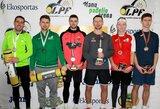 Žaidimu LPF žiemos taurės turnyre džiaugėsi ir krepšinio specialistas A.Blanco