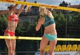 Lietuvėms nepavyko įveikti tarptautinio moterų tinklinio turnyro atrankos barjero