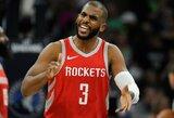 """Tarp """"Rockets"""" ir Ch.Paulo – galima trintis dėl kontrakto"""