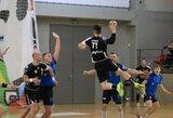 Dzūkai įšoko į Lietuvos rankinio lygos pusfinalio traukinį