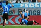 """""""Novara"""" namuose netikėtai įveikė """"Lazio"""" klubą"""