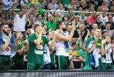 """""""Krepšinio namų"""" paramos rungtynėse surinktas beveik ketvirtis milijono eurų"""