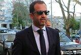 """Gražus poelgis: """"Sporting"""" klubo prezidentas koronaviruso protrūkio metu dirbs gydytoju"""