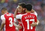 """Arsenal"" vs. ""Liverpool"": 5 esminės mikrodvikovos"