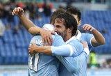 """""""Lazio"""" sugebėjo palaužti """"Inter"""" klubą"""