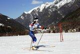 Pasaulio žiemos kariškių žaidynėse G.Keinaitė ir N.Šulčys užėmė 8-ąsias vietas