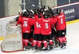 Koronaviruso pasėkmė: atšaukti šeši pasaulio ledo ritulio čempionatai, tarp jų ir U-18 pirmenybės Taline