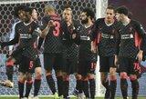 """Triuškinamą pergalę iškovojęs """"Liverpool"""" užtikrintai žengė į kitą FA taurės etapą"""