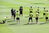 """""""Barcelona"""" sąmoningai slėpė žaidėjų COVID-19 testų rezultatus?"""