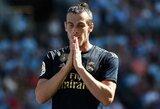Z.Zidanas patvirtino: G.Bale'as liks Madride
