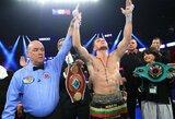 Naujasis WBO reitingas: E.Kavaliauskas – lyderis, į grandiozinį bokso vakarą pakviestas A.Khanas – neklasifikuotas