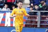 "Oficialu: ""Barcelona"" pratęsė sutartis su Muniru ir S.Samperu"