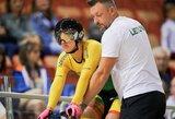 Europos dviračių treko čempionate – septyni Lietuvos atstovai