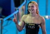 ISL finalas: 15-metė italė pavijo R.Meilutytę, krito gausybė pasaulio rekordų