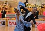 Bankoke medaliais ir vėl pasipuošė Lietuvos šokėjai
