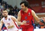 M.Teodosičiaus metimai lemiamomis akimirkomis pratęsė CSKA hegemoniją A.Gomelskio turnyre