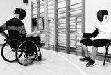 Pirmosios neįgaliųjų fechtavimo varžybos Lietuvos istorijoje – jau greitai