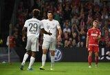 """R.Lewandowskio dublis padėjo """"Bayern"""" pergalingai pradėti Vokietijos taurės turnyrą"""