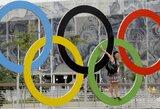 Lietuviai buvo masiškai susidomėję olimpinėmis žaidynėmis: stebėti planavo daugiau nei trečdalis šalies gyventojų