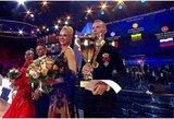Evaldas ir Ieva Sodeikos – atvirojo Rusijos čempionato nugalėtojai